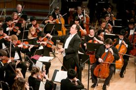 Duke Symphony Orchestra, Harry Davidson music director