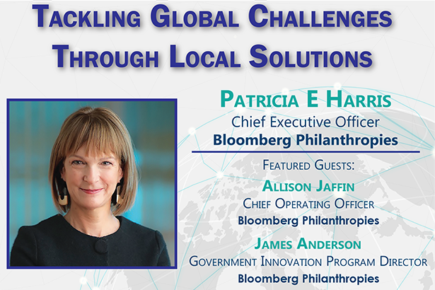 Tackling Global Challenges Through Local Solutions