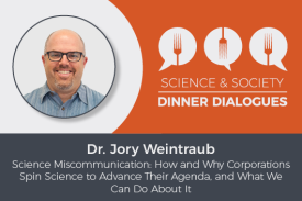 S&S Dinner Dialogues with Dr. Jory Weintraub