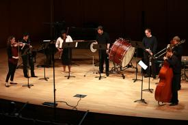 [dnme] Duke New Music Ensemble