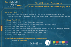 Ethics of Emerging Tech Conference