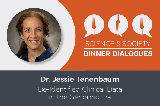 S&S Dinner Dialogues with Dr. Jessie Tenenbaum