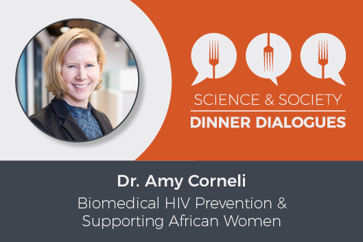 S&S Dinner Dialogues with Dr. Amy Corneli
