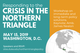 graphic for northern triangle event