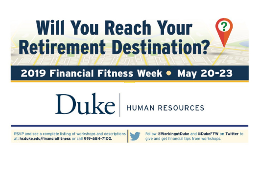 Financial Fitness Week 2019