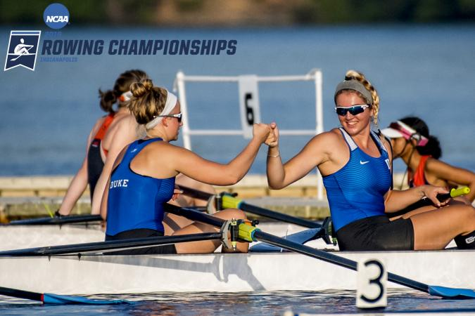 Duke Rowing NCAA Championship