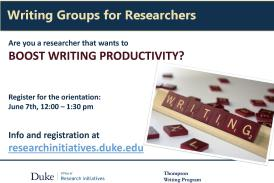 Writing Groups image