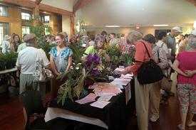 Gardeners Advice Fair at Duke Gardens