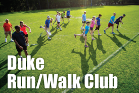 Run/Walk Club Testing