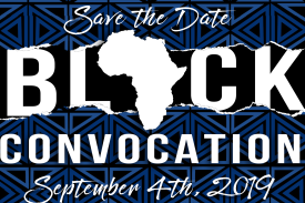 Black Convocation Reception