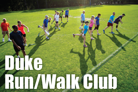 Run/Walk Club Class