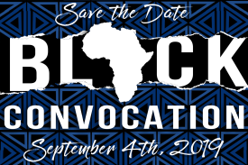 Save the Date: Black Convocation