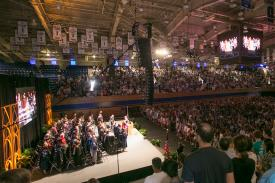 Convocation in Cameron