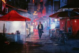Movie still from LONG DAYS JOURNEY INTO NIGHT (Bi Gan, 2019)