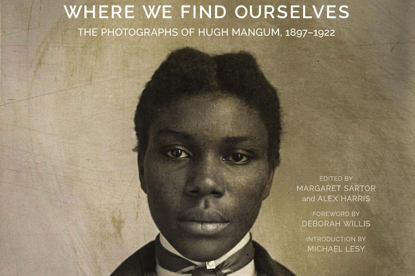 "Book cover of ""Where We Find Ourselves"""