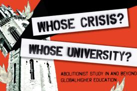 reading group for Whose Crisis? Whose University?
