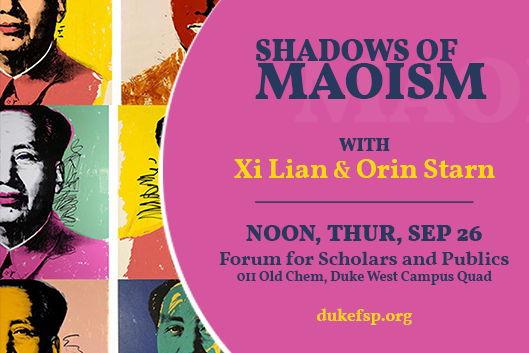 Shadows of Maoism