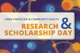 Research & Scholarship Day