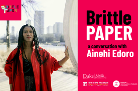 Brittle Paper: A Conversation with Ainehi Edoro