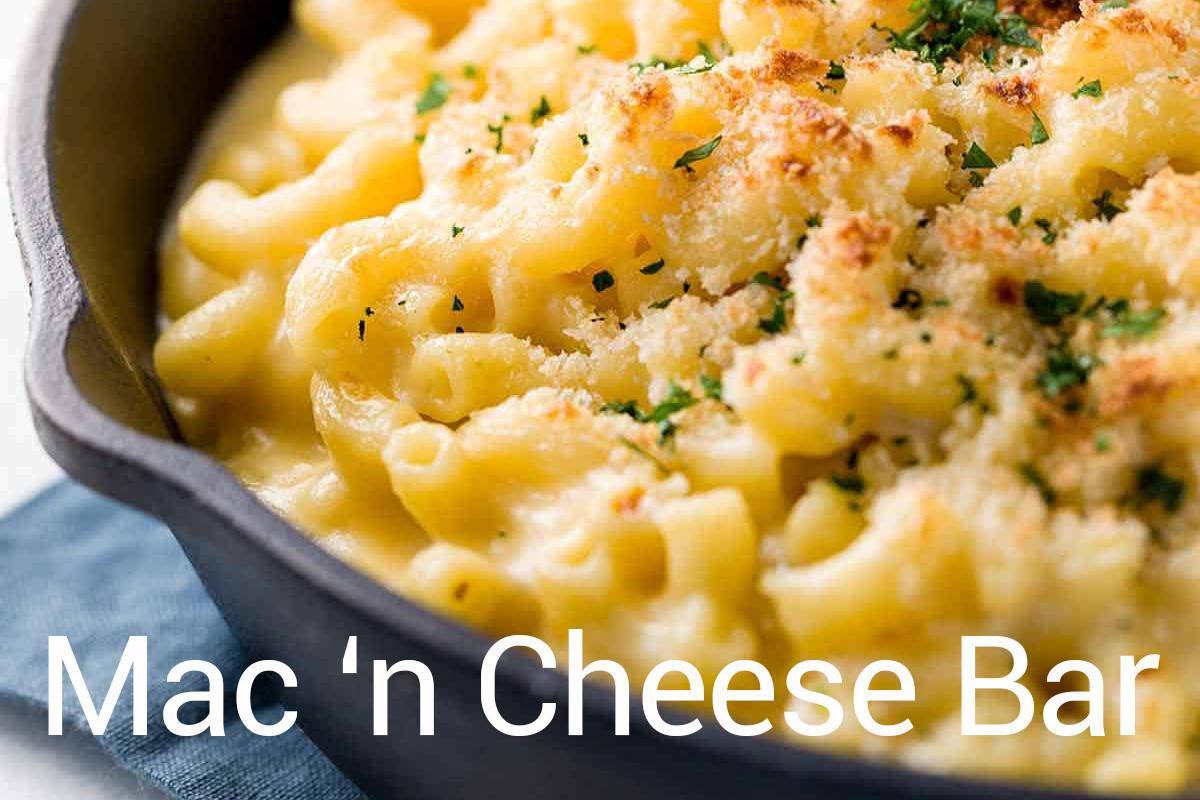 Mac 'n Cheese Bar