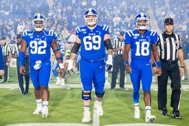 Duke Football Captains