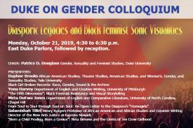 Gender Colloquium Flyer