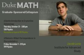 Jacob Lurie Math