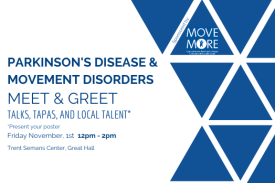 Parkinson's Disease & Movement Disorders Meet & Greet