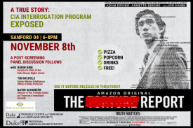 The Report: Friday, Nov. 8 from 6-8pm followed by an expert panel from 8-9pm