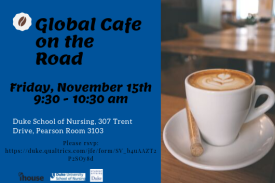 Global Cafe on the Road - DUSON