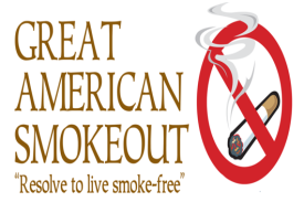 Great American Smokeout (GASO)