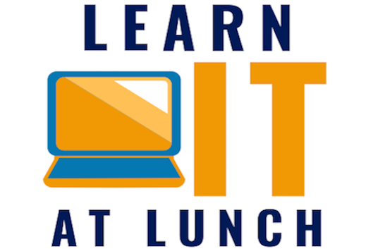 Learn IT @ Lunch logo