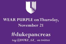 Wear Purple Nov 21st