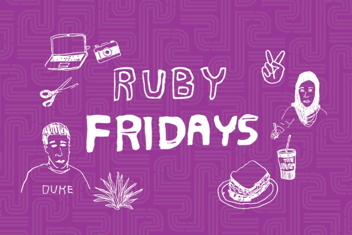Ruby Friday logo