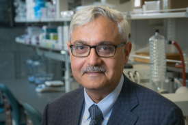 Ashutosh Chilkoti, Chair, Department of Biomedical Engineering, Duke University