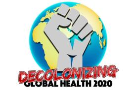 Decolonizing Global Health 2020 logo