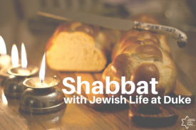 Shabbat Candles and Challah