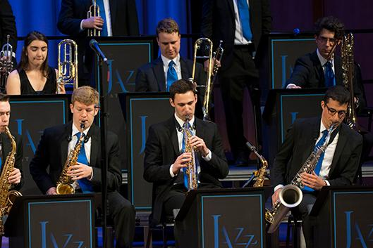 Duke Jazz Ensemble
