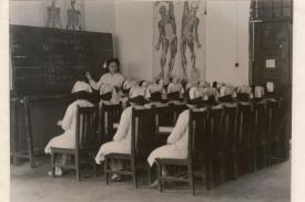Chinese nursing students