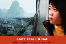 Last Train Home Movie Poster