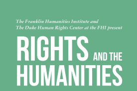 Rights and the Humanities