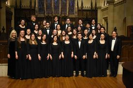 Duke Chorale on Tour