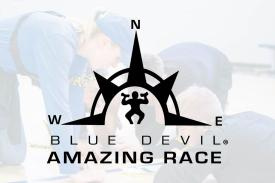 Blue Devil Amazing Race