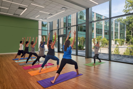 We have moved this yoga  group online! Join Zoom, and use the meeting ID: 522-683-8410.