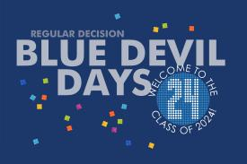 Blue Devil Days Logo