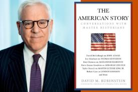 David M. Rubenstein to discuss his book The American Story at Duke on April 13