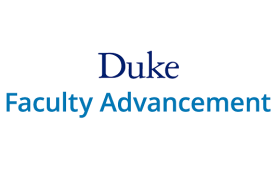 Faculty Advancement Logo