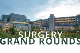 Surgery Grand Rounds Picture