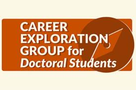 Career Exploration Group for Doctoral Students