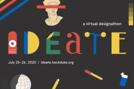 IDEATE: A Virtual Designathon July 25-25, 2020